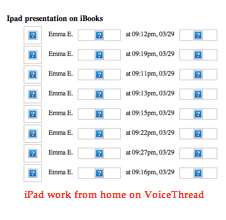 IPad VoiceThread 1