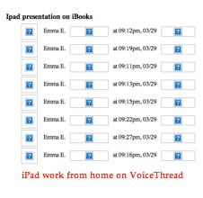 IPad VoiceThread 1